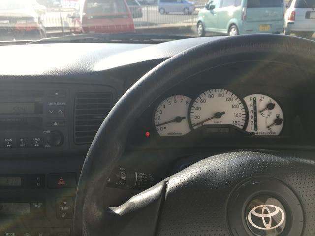 トヨタ アレックス XS150 Sエディション エアロ キーレス