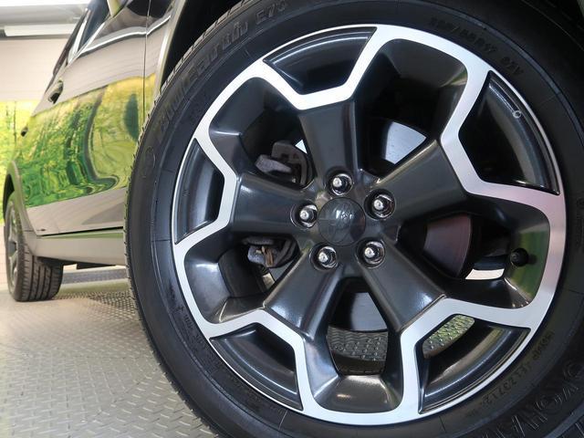 スバル インプレッサXV 2.0i-L アイサイト 4WD ルーフレール パワーシート
