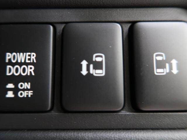 【両側電動スライドドア】ワンタッチでスライドドアの開閉が可能です!お子様を抱いている時・両手いっぱいの荷物時などもピッと開いてくれるドアには感動の気持ちが!?
