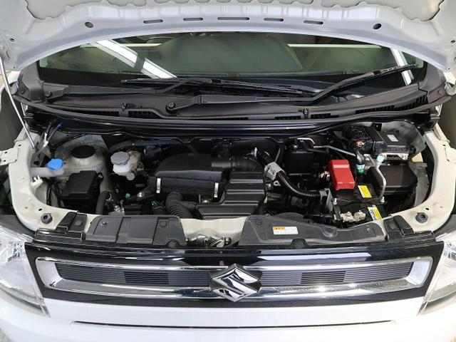 ハイブリッドFX 純正CDオーディオ レーダーサポートーブレーキ 禁煙車 オートマチックハイビーム 車線逸脱警報 スマートキー ヘッドアップディスプレイ アイドリングストップ プッシュスタート 電動格納ミラー 盗難防止(20枚目)