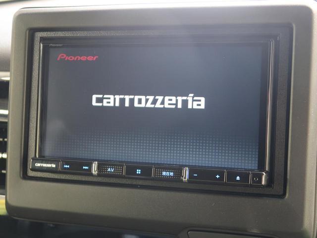 Lターボ 両側電動スライド ホンダセンシング 禁煙車 カロッツェリアSDナビ アダプティブクルーズ バックモニター Bluetooth接続 フルセグ ETC 黒ハーフレザー LEDヘッド&LEDフォグ(7枚目)