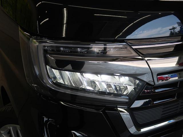 Lターボ 両側電動スライド ホンダセンシング 禁煙車 カロッツェリアSDナビ アダプティブクルーズ バックモニター Bluetooth接続 フルセグ ETC 黒ハーフレザー LEDヘッド&LEDフォグ(15枚目)