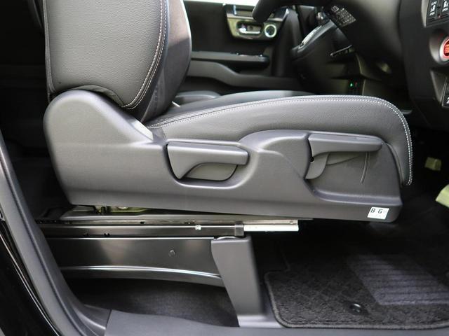 Lターボ 両側電動スライド ホンダセンシング 禁煙車 カロッツェリアSDナビ アダプティブクルーズ バックモニター Bluetooth接続 フルセグ ETC 黒ハーフレザー LEDヘッド&LEDフォグ(37枚目)