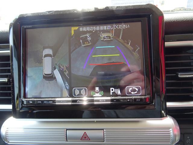 ハイブリッドMZ 全方位モニター用カメラパッケージ装着車 8インチナビ 前後ドラレコ(11枚目)