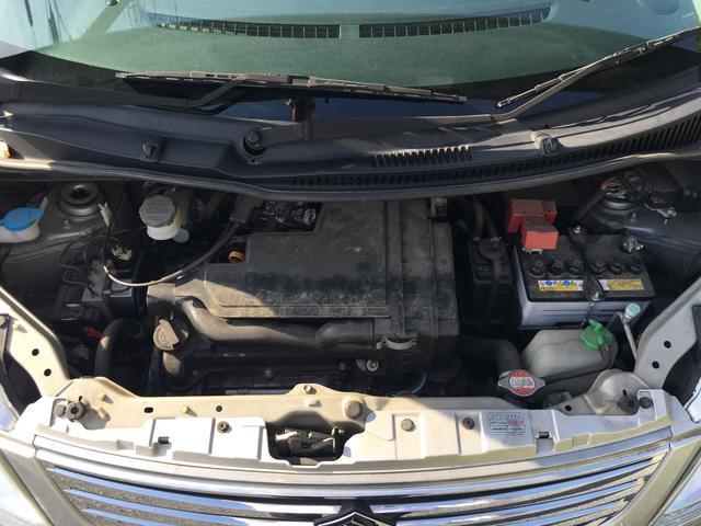 スズキ ワゴンR FXリミテッド スマートキー プッシュスタート フル装備