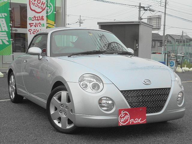 「ダイハツ」「コペン」「オープンカー」「埼玉県」の中古車6