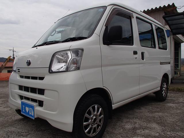 「トヨタ」「ピクシスバン」「軽自動車」「栃木県」の中古車4