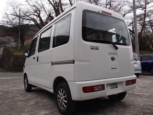 「トヨタ」「ピクシスバン」「軽自動車」「栃木県」の中古車9