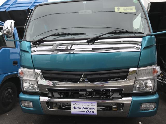 三菱ふそう キャンター トラック