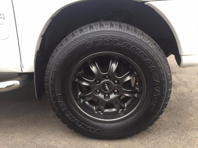 米国トヨタ タンドラ SR5 フリップダウンモニター 録音機能付きナビ バグガード