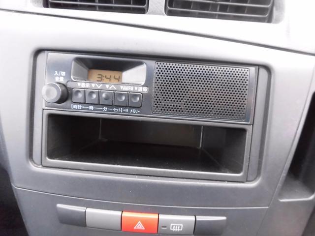 ダイハツ ミラ TXスペシャル キーフリー ラジオ付き