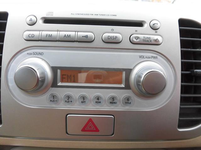 日産 モコ S CDプレイヤー