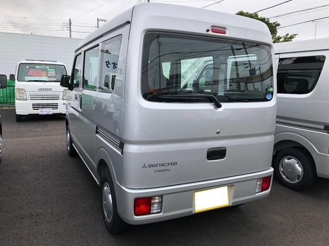 三菱 ミニキャブバン M オートマ バン 登録済未使用車