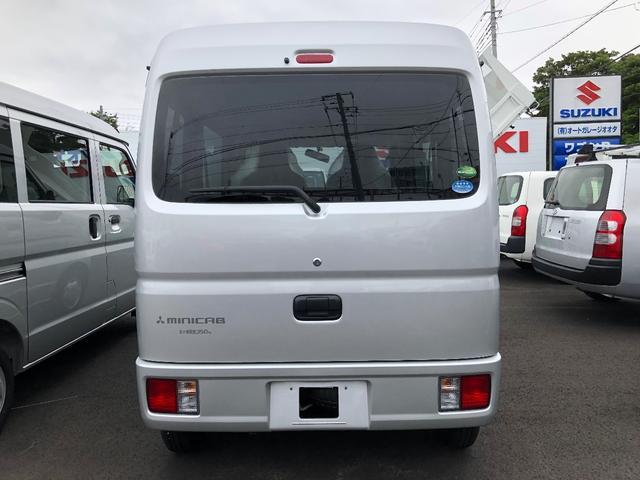 三菱 ミニキャブバン G 登録済未使用車 バン スライドドア オートマ