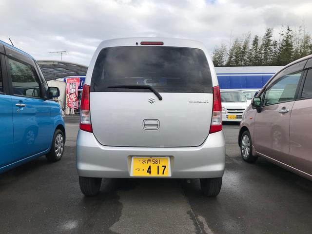 「スズキ」「ワゴンR」「コンパクトカー」「茨城県」の中古車5