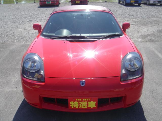 トヨタ MR-S Sエディション 5速マニュアル Rスポ 社外アルミ WSRS