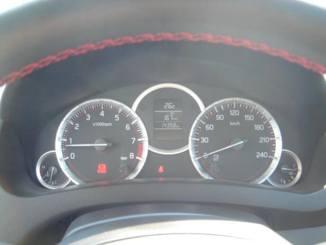 スズキ スイフトスポーツ ベースグレード 6速MT メモリーナビ HID アルミ CD