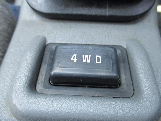 三菱 ミニキャブトラック TL  4WD 5速マニュアル パワステ 保証付き
