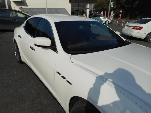 マセラティ マセラティ ギブリ S スポーツパフォーマンスパッケージ21 2016モデル