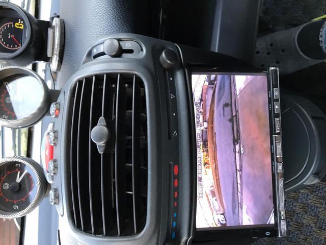 ブラバス100馬力 ナビ バックカメラ ETC GPS カロ(10枚目)