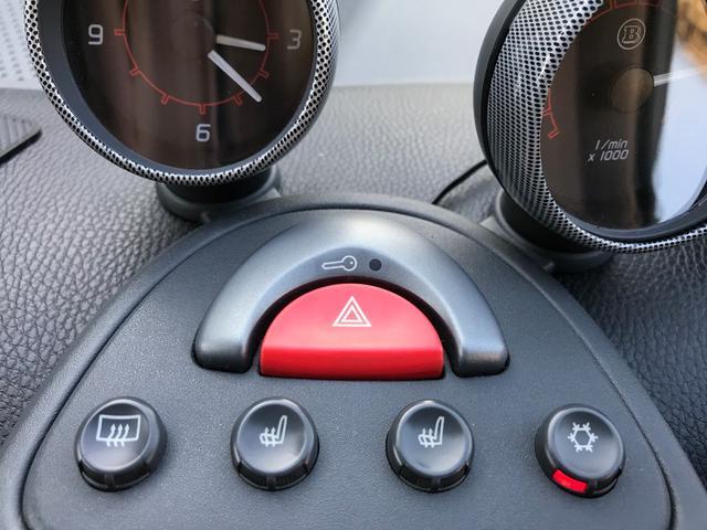 BRABUS ブラバスロムチューン105馬力 カロッツェリアナビ バックカメラ ETC GPS(26枚目)