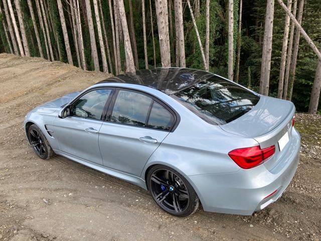 M3 ワンオーナーガレージ保管 ミシュラン19インチ純正新タイヤ 本革パワーシート(6枚目)