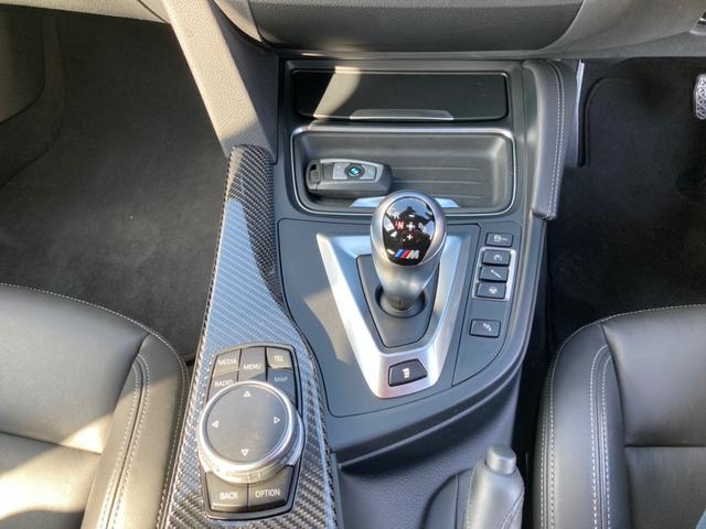M3 ワンオーナーガレージ保管 ミシュラン19インチ純正新タイヤ 本革パワーシート(11枚目)