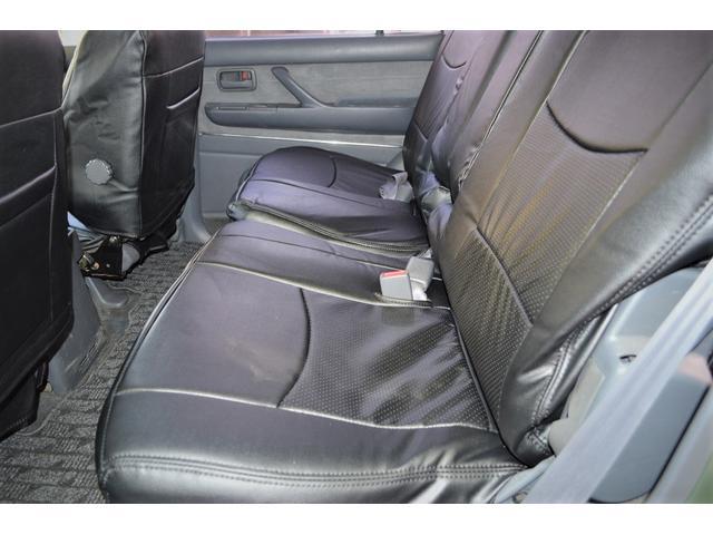 トヨタ ランドクルーザー80 VXリミテッド 後期型7インチUP 新品タイヤ ホイル 塗装