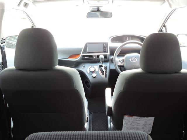 トヨタ シエンタ G LEDヘットライト フルセグ対応SDナビ 両側電動
