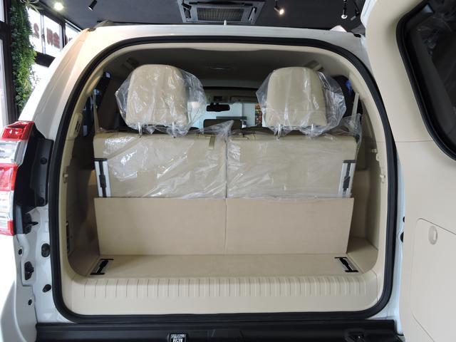 トヨタ ランドクルーザープラド TX Lパッケージ 純正ナビ SR サンルーフ 寒冷地仕様