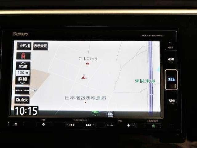 スパーダ ホンダセンシング ナビ・リヤカメラ・ETC・両側電(3枚目)