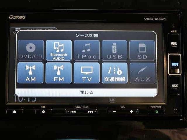 スパーダ ホンダセンシング ナビ・リヤカメラ・ETC・両側電(4枚目)