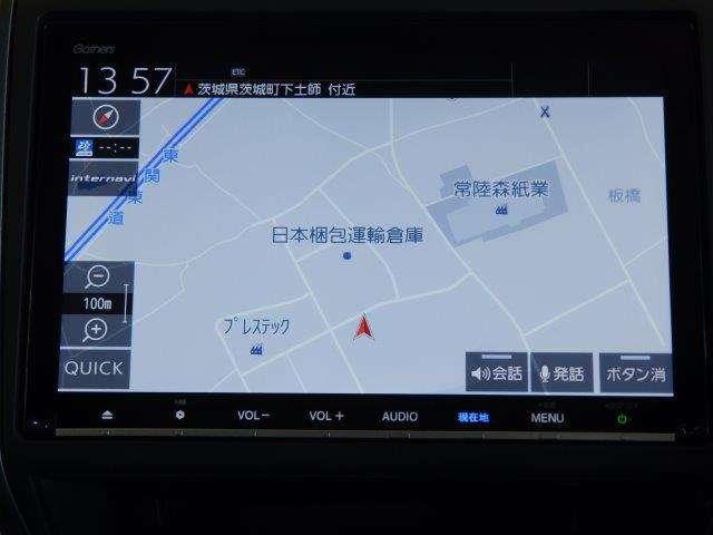 ハイブリッド・EX デモカー・ナビリヤカメラ・Honda SENSING(3枚目)