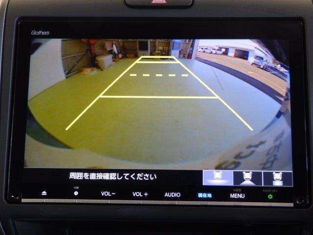 ハイブリッド・EX デモカー・ナビリヤカメラ・Honda SENSING(4枚目)