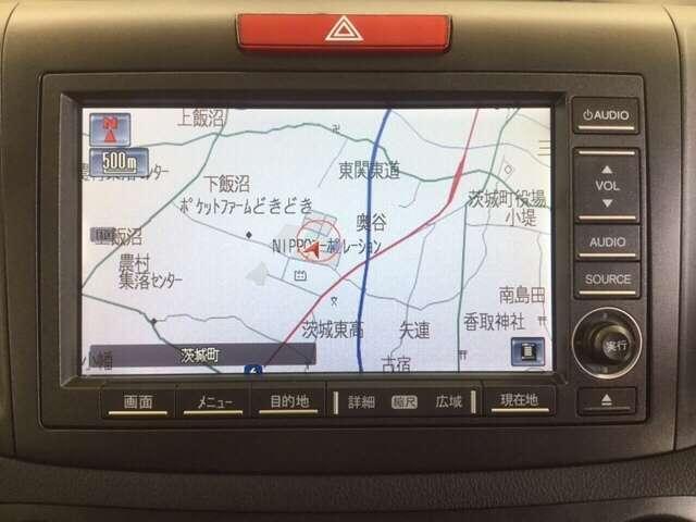24G レザーパッケージ 純正HDDナビ ETC HID(7枚目)