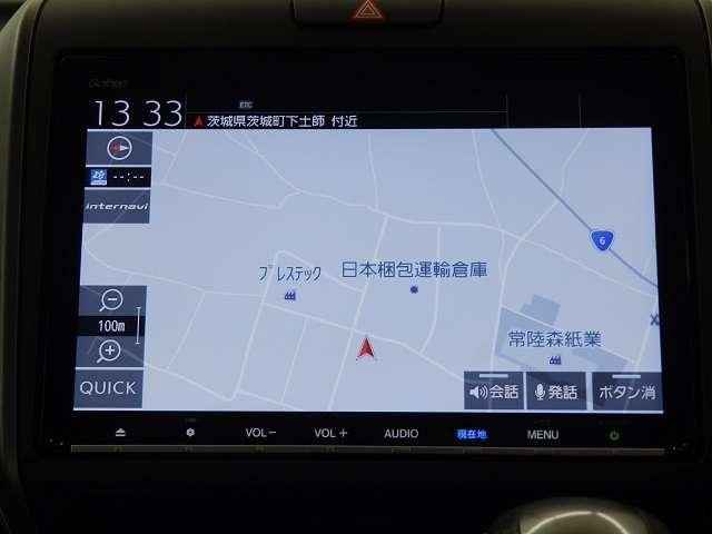 G・ホンダセンシング デモカー・ナビリヤカメラ両側電動スライド(3枚目)