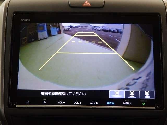 G・ホンダセンシング デモカー・ナビリヤカメラ両側電動スライド(4枚目)
