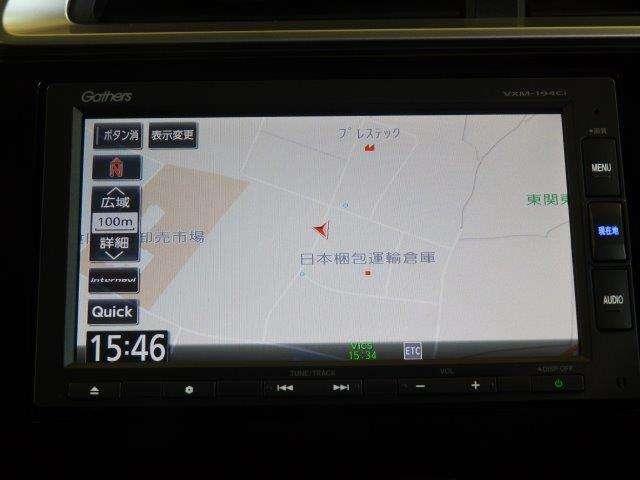 L ホンダセンシング デモカー・ナビリヤカメラLEDヘッドライト(3枚目)