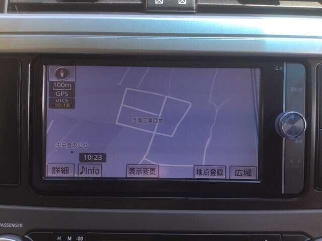 2.7 TX 4WD 純正メモリーナビ ETC LED(7枚目)