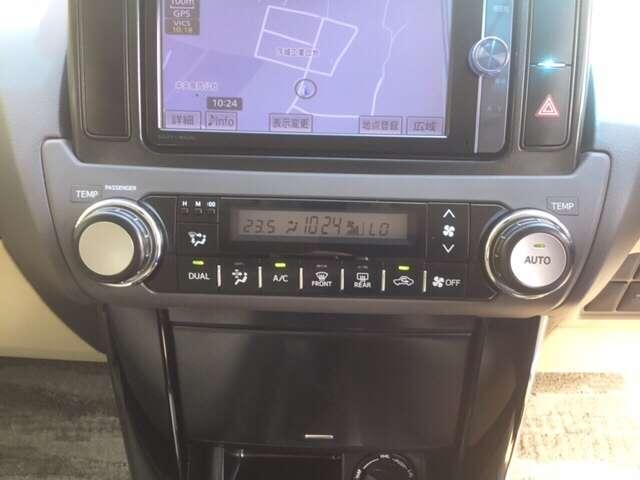 2.7 TX 4WD 純正メモリーナビ ETC LED(9枚目)