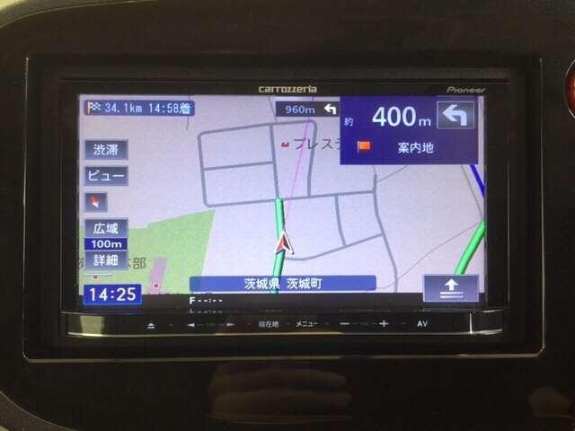 G 社外メモリーナビ ETC ワンセグTV 盗難防止システム(7枚目)