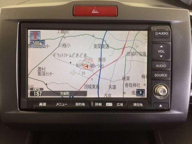 G ジャストセレクション 純正HDDナビ HID(7枚目)