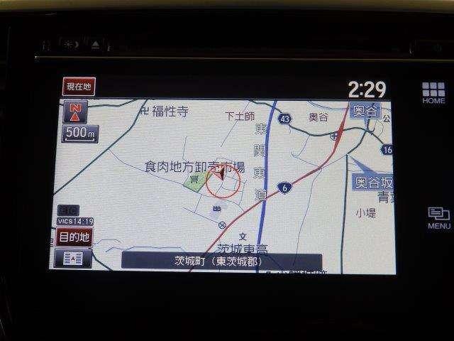アブソルート・EX ナビ・リヤカメラ・ETC・衝突軽減ブレーキ(3枚目)
