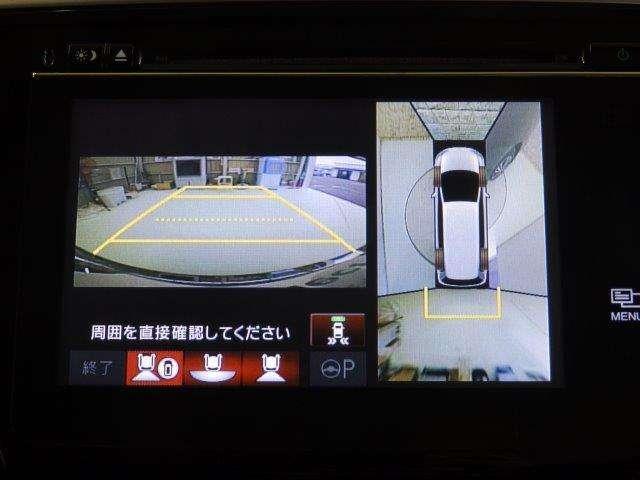アブソルート・EX ナビ・リヤカメラ・ETC・衝突軽減ブレーキ(4枚目)