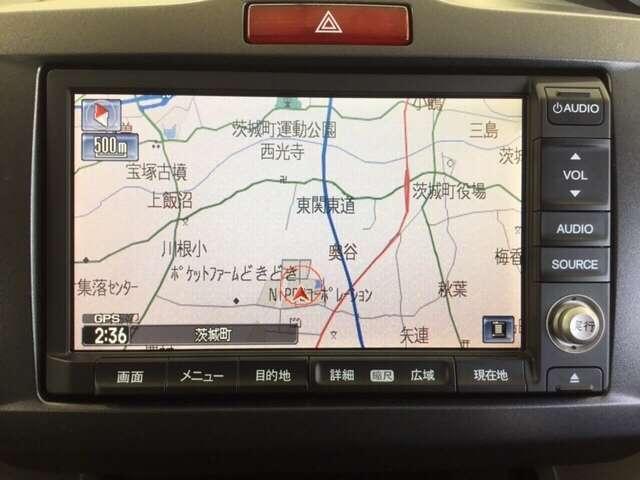 G エアロ ジャストセレクション 純正HDDナビ ETC(7枚目)