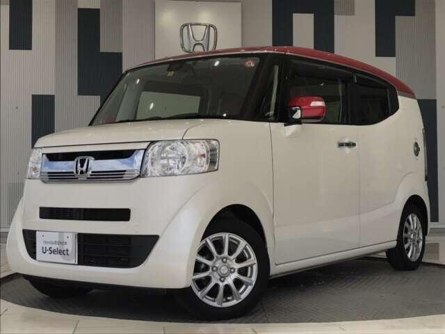 「ホンダ」「N-BOX」「コンパクトカー」「茨城県」の中古車7