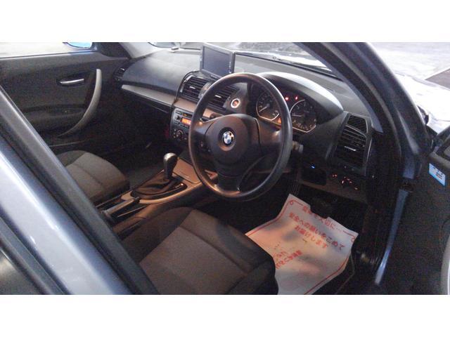 BMW BMW 116i 社外ナビ バックカメラ ETC ディーラー車