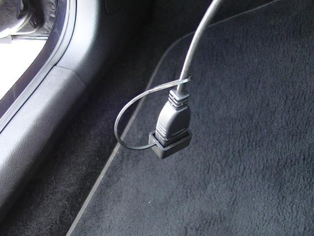 USB接続端子付き!