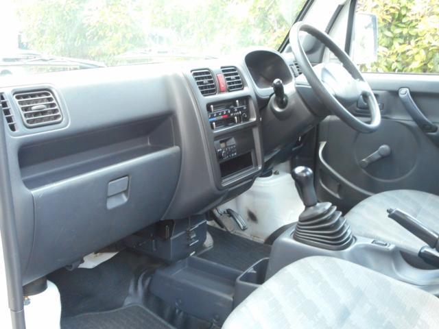 マツダ スクラムトラック ダンプ車 4WD