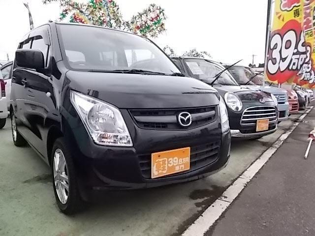 マツダ AZワゴン XG
